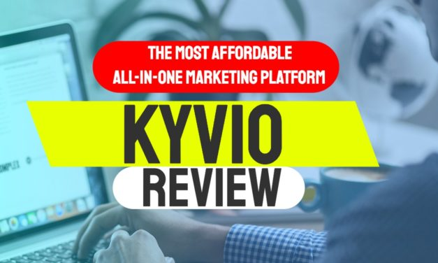 Kyvio Review and Bonus