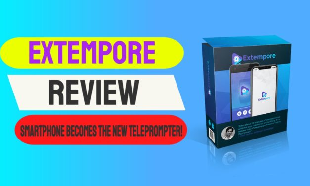 Extempore Review and Bonus